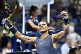 Nadal avanza a tercera ronda en Estados Unidos y se cita con Khachanov
