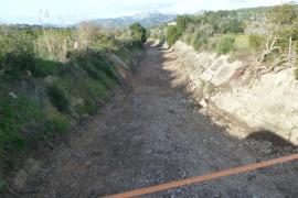 El Govern destina 180.000 € al torrente de Sant Miquel de sa Pobla