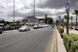 Un conductor drogado arrolla a una mujer y se da a la fuga en Sant Antoni