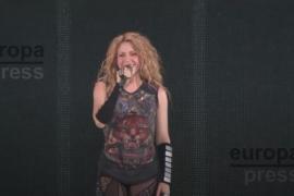Shakira cancela su concierto en Los Ángeles por problemas de salud