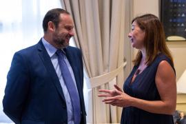 Fomento y Baleares firmarán un convenio ferroviario para unir el aeropuerto con el centro de Palma