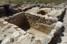La zona arqueológica de Son Peretó incorpora una nueva finca anexa a su basílica
