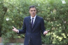 Sánchez recalca que su Gobierno es partidario de abolir la prostitución