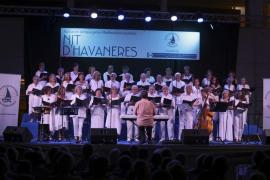 El RCNP acoge una nueva Nit d'Havaneres a beneficio del Banco de Alimentos