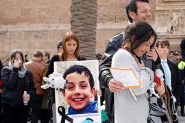 Los padres de Gabriel, el niño asesinado en Almería, molestos con Andy y Lucas