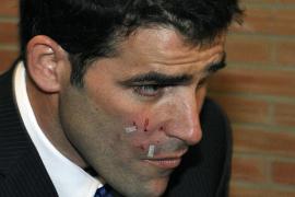 El agresor del asistente del Granada-Mallorca es un menor de un centro de acogida