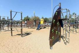Vila invierte 147.000 euros en refomas del colegio de sa Graduada y un parque infantil