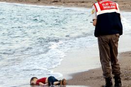 Más de 600 niños migrantes como Aylan han muerto ahogados en el Mediterráneo en tres años