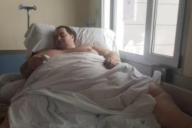 Abierta la investigación a la atención sanitaria prestada a Teo, el joven de 385 kilos