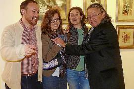 Exposición de homenaje a Xam en la Galería Vanrell de Palma