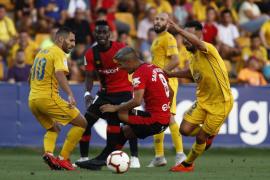 El Mallorca sigue con la maldición de Alcorcón