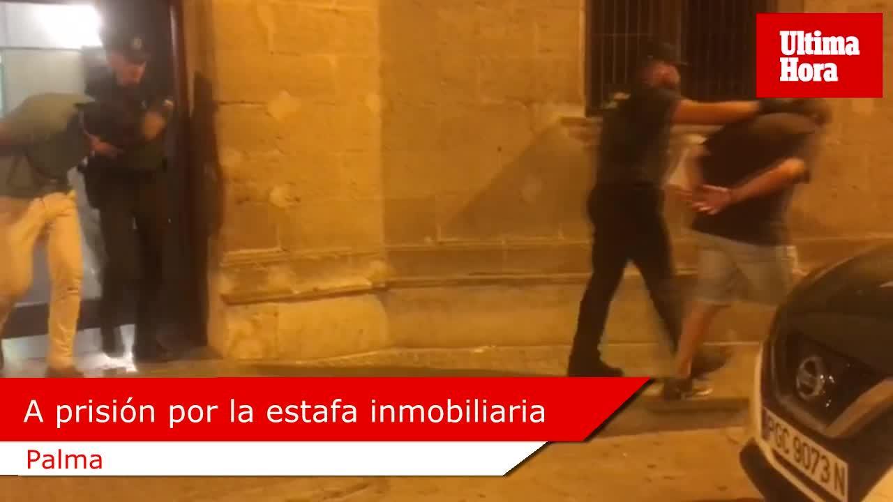 A prisión el dueño de Mallorca Investment y un constructor por la estafa inmobiliaria