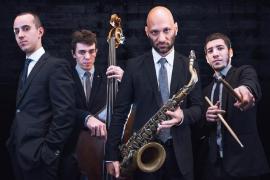 El saxofonista Eli Degibri recala con su cuarteto en el Alcúdia Jazz