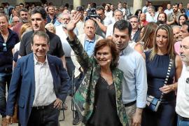 Calvo avanza que «nadie va a romper» el marco constitucional para hacer política