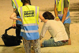 'Street Angels': «Jesús está en las calles de Magaluf ayudando a los jóvenes»