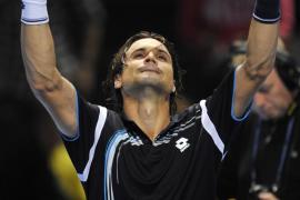 Ferrer se impone en la Copa de Maestros a Murray