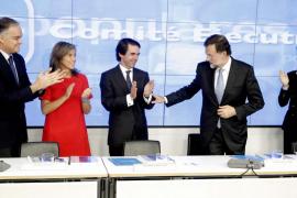 Rajoy quiere que su Gobierno esté constituido antes de Navidad