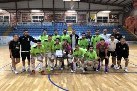El Palma Futsal se proclama campeón del Trofeo Burela