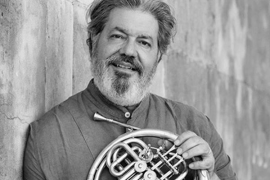'Homenaje a Eric Terwilliger' de la Orquestra Simfònica en el Castell de Bellver