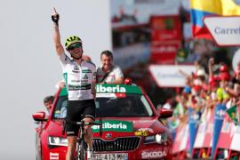 Lluís Mas se deja ver en la victoria de Ben King en La Covatilla