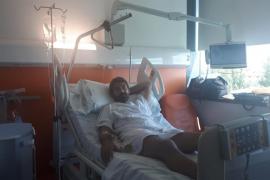 Arrollado un submarinista en la costa de Llucmajor: «El corte de la hélice de la lancha fue mucho peor que el ataque de un tiburón»