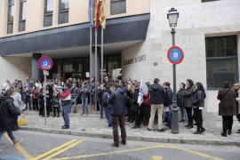 Justicia deja en la calle a 355 interinos por el traslado forzoso de nuevos funcionarios