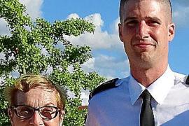 Adrien Jiménez, gendarme francés en las patrullas mixtas de Magaluf: «Mallorca es un pequeño paraíso»