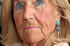 Fallece Margarita Palou Colomet, viuda de Daniel Aldeguer Gordiola