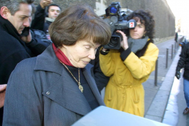 Danielle Mitterrand, viuda del expresidente François Mitterrand, muere a los 87 años