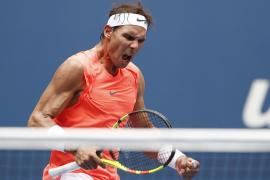 Rafael Nadal regresa a la sesión nocturna del US Open