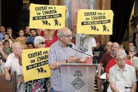 La Federació de Veïns de Palma se ofrece a denunciar el alquiler turístico ilegal