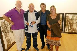 El Institut d'Estudis Baleàrics inaugura una exposición de Riera Ferrari