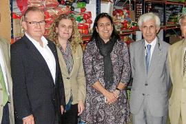 Acto solidario organizado por los hoteleros y Clubes Rotarios de Balears