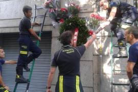 La peor tragedia de los bomberos de Madrid