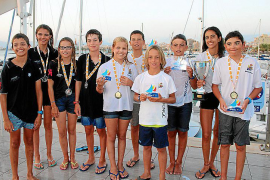 Entrega de premios del 55 Gran Día de la Vela-Bufete Frau