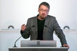 Xavier Domènech, líder de Catalunya en Comú, abandona la política