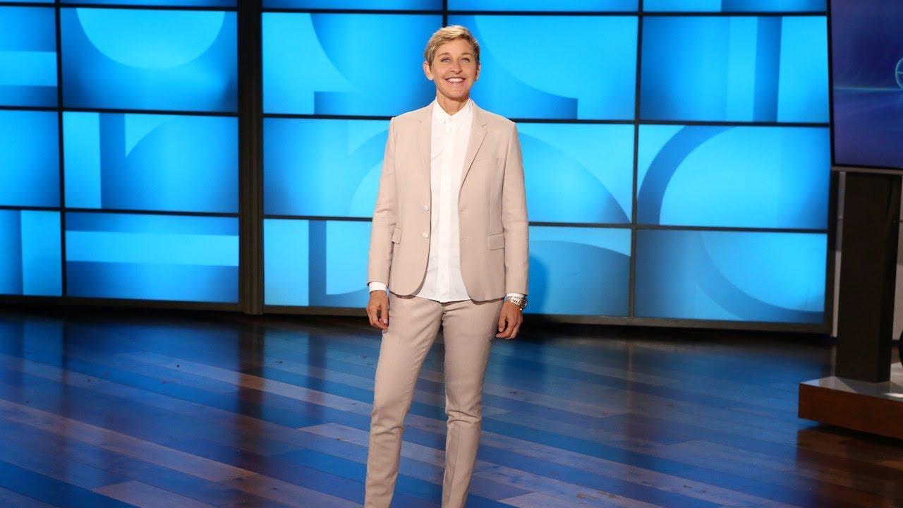 Ellen DeGeneres habla en su programa de sus vacaciones en Mallorca