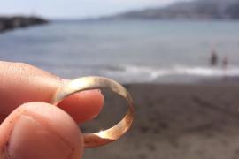 En busca del propietario del anillo perdido