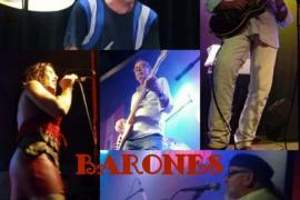 Barones ofrece un 'revival' de los 60, 70 y 80 en Los Últimos Mohicanos