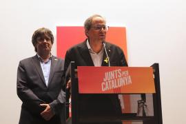 Torra no descarta abrir prisiones y dice que llegará tan lejos como Puigdemont