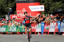 De Marchi se lleva la undécima etapa de la Vuelta