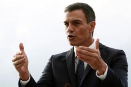 Pedro Sánchez insta a Torra a acatar sentencias, dialogar más y gesticular menos