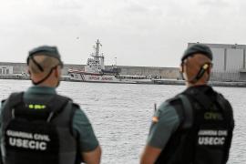 Los dos muertos que Open Arms trajo a Mallorca no han sido enterrados