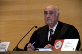 Rafael Perera, presidente del Consell Consultiu