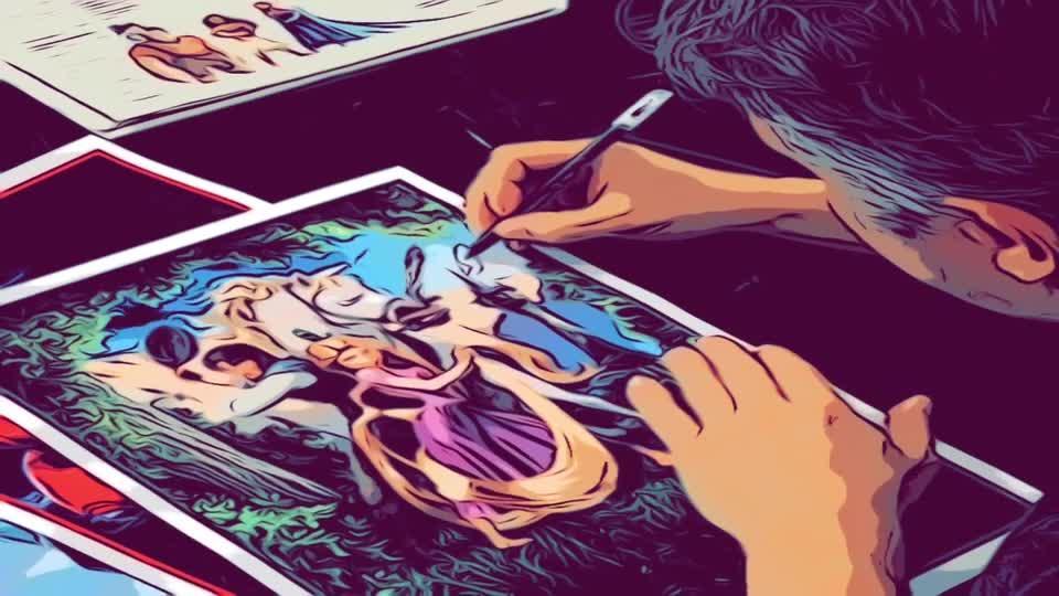 El dibujante de Disney Daniel Peixe sorteará pósters firmados en Hora Cine