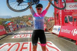 Monika Sattler supera todas las expectativas en su particular Vuelta Ciclista a España