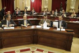El PP vota en contra de que el equipo del presidente Bauzá se baje el sueldo
