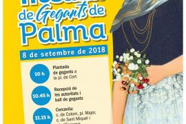 Palma vive la XXII Trobada de Gegants