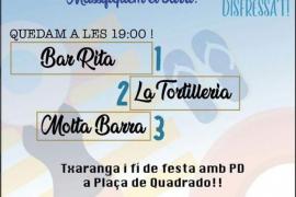 Llaman a «curar la turismofobia» «masificando» Palma con un 'correbars guiri'