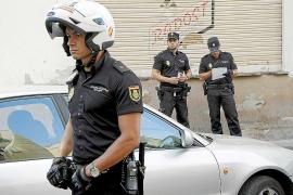 Desarticulada una banda que cometió seis tirones violentos contra mujeres en Palma